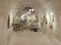 Cyclades - Santorini - Kamari - Argiros Winery - Art Space