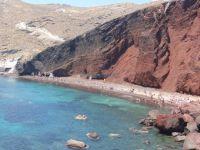 Cyclades - Santorini - Akrotiri - Red Beach