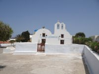 Cyclades - Santorini - Oia - The Dormition of the Holy Virgin