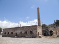 Cyclades - Santorini - Vlychada - Old Tomato Factory