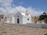 Cyclades - Santorini - Exomitis - Small Church