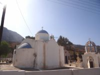 Agia Anna & Georgios church