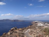 View from path Fira- Oia