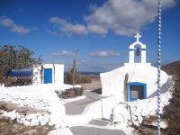 Little church at Tholos