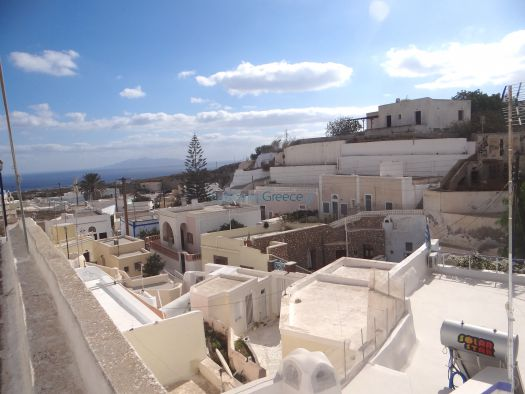 Karterados panoramic view