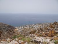 Santorini - Path 1 - Pirgos - Prophet Elias - Ancient Thira - Nice View