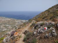 Santorini - Path 1 - Pirgos - Prophet Elias - Ancient Thira