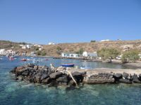 Cyclades - Therasia - Riva's Port