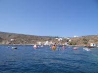 Cyclades - Therasia - Saint Irene (Riva)