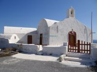 Cyclades - Therasia - Riva - Saint Irene