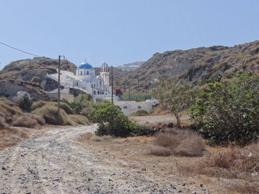 Cyclades - Therasia - Agrilia
