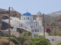 Cyclades - Therasia - Agrilia - Church of the Presentation of the Virgin Mary