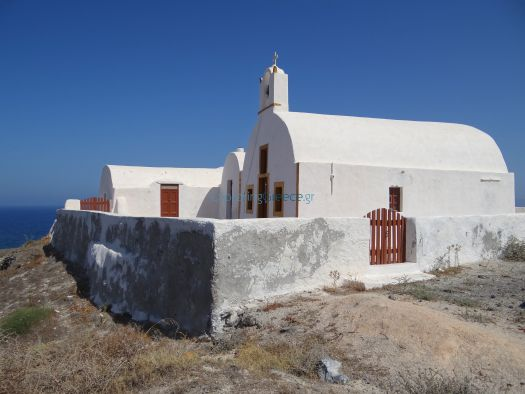 Cyclades - Therasia - Church of Christ