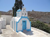 Cyclades - Therasia - Potamos - Saint John