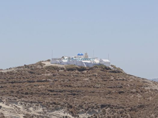 Cyclades - Therasia - Monastery of the Dormition of the Mother of God