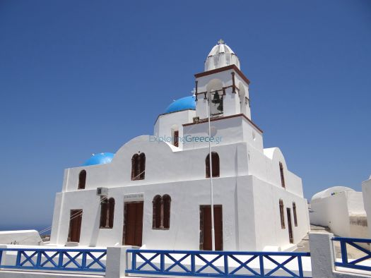 Cyclades - Therasia - Manolas - Saint Constantine