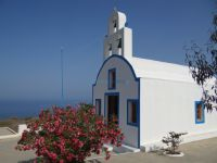 Cyclades - Therasia - Saint Irene Chrissovalantou