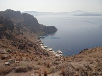 Cyclades - Therasia - Korfos