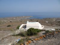 Cyclades - Therasia - Saint John