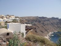 Cyclades - Therasia - Manolas - Panorama