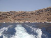 Cyclades - Therasia - Korfos Port