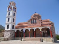 Trizina - Kalloni - Virgin Mary Church