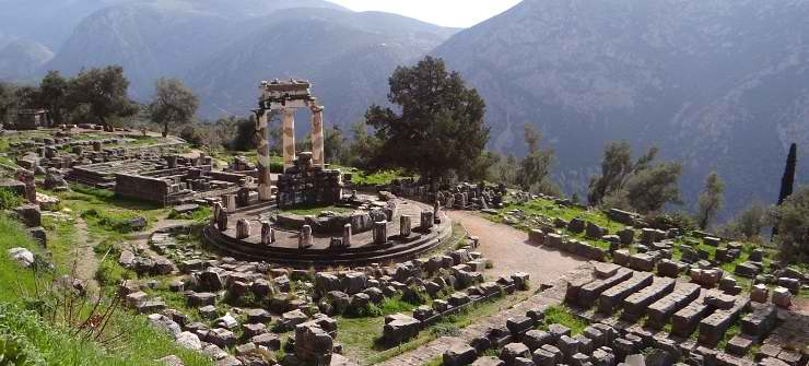 Delphic Oracle
